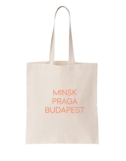 Bossa Minsk · Praga · Budapest de Montañez