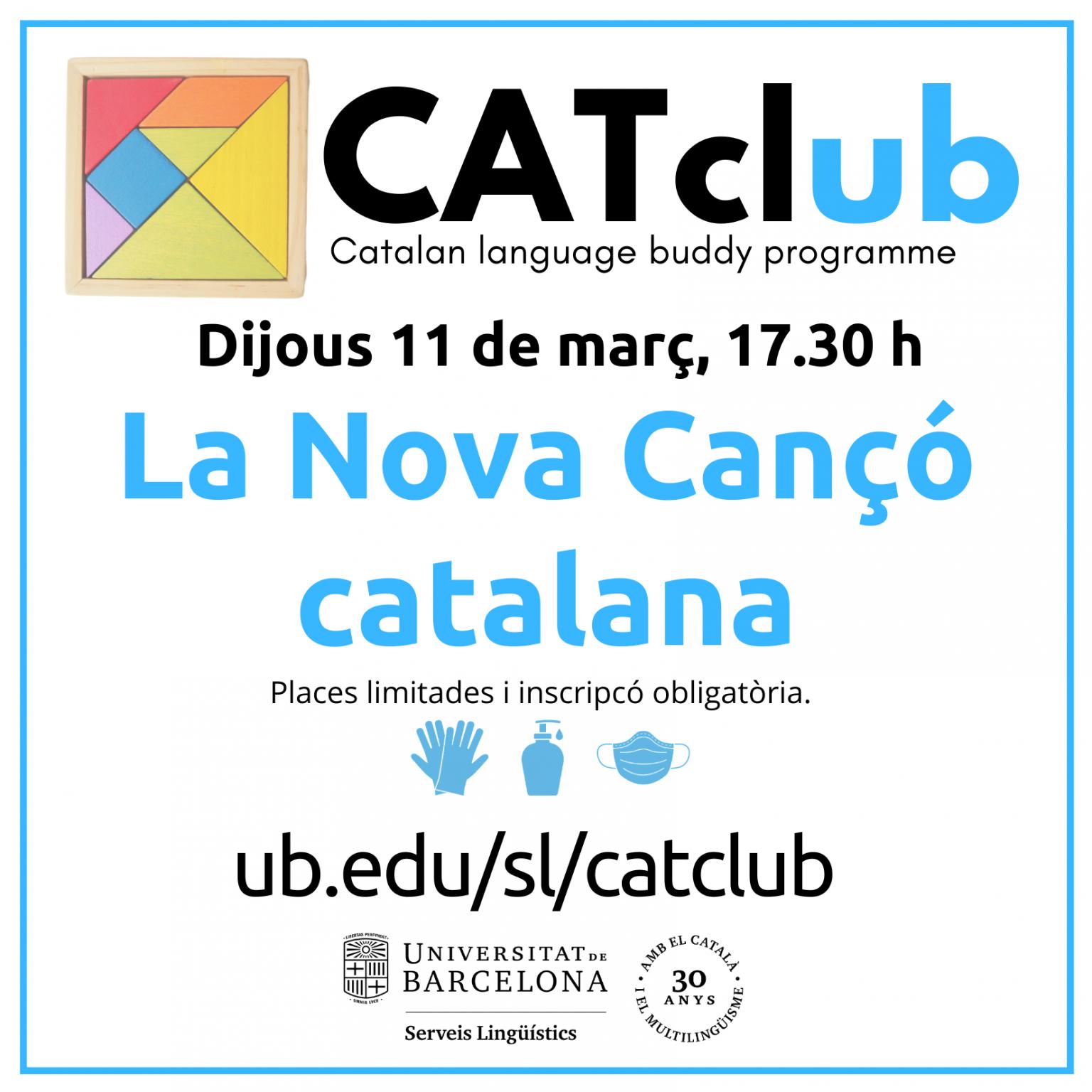 CAT club Nova Cançó Jordi Montañez